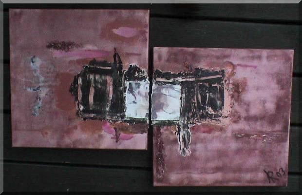Acryl pigmente auf for Fenster 90x110